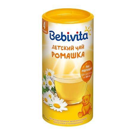 Чай Bebivita ромашка гранулированный 200г с 4 месяцев