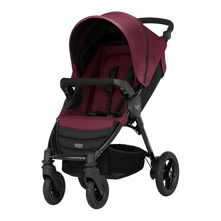 Коляска Britax B-Motion 4 Wine Red