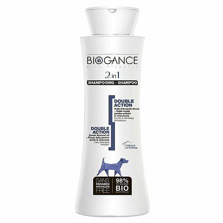 Шампунь для животных Biogance 2в1 250мл