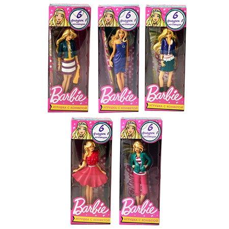 Конфета Barbie с игрушкой 22г с 3лет в ассортименте