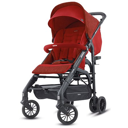Коляска Inglesina Zippy Light Rain Brick Red