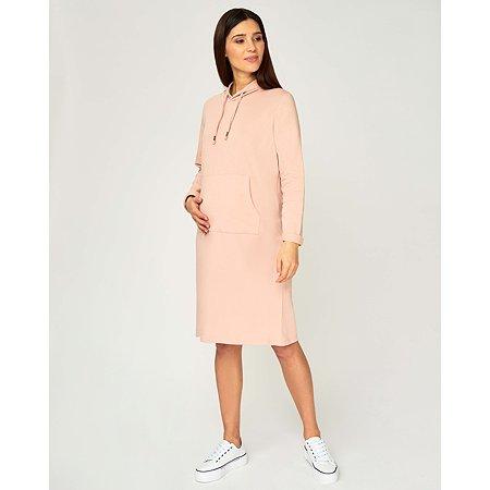 Платье для беременных Futurino Mama розовое