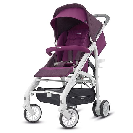 Коляска Inglesina Zippy Light Rain Raspb Purple