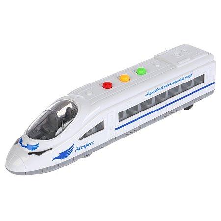 Поезд Технопарк инерционный 271724