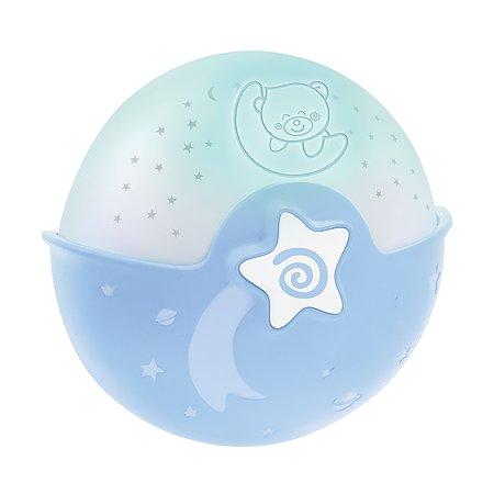 Игрушка INFANTINO Ночник проектор Голубой 4627
