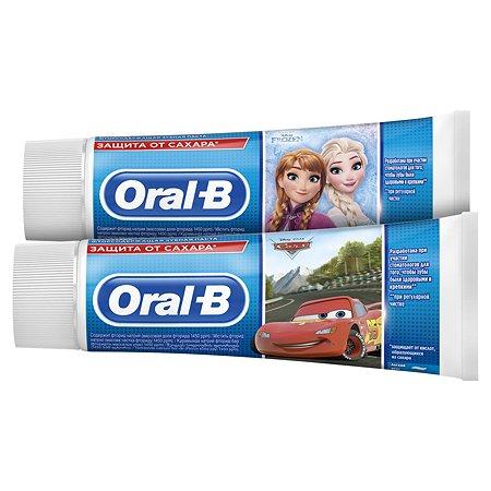 Зубная паста Oral-B детская 3-5лет 75мл в ассортименте 81680583