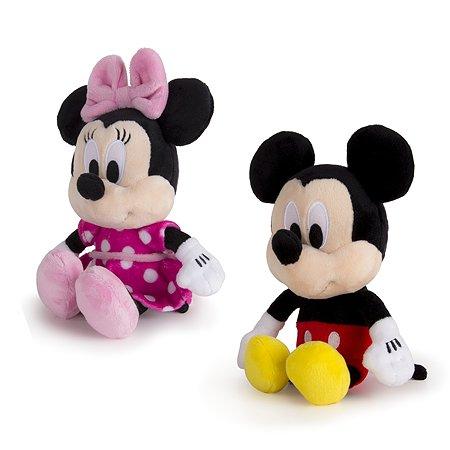Игрушка мягкая Disney Микки 182806