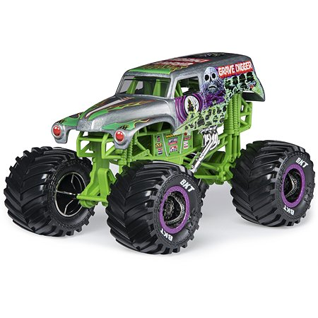 Машинка Monster Jam 1:24 Grve Diggr 6054813/20120224
