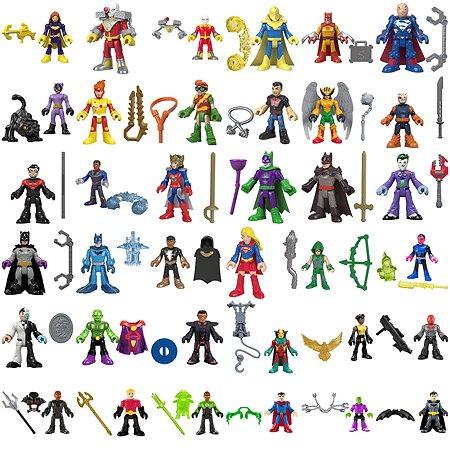 Фигурки IMAGINEXT Персонажи (дисплей) DC Super Friends в ассортименте