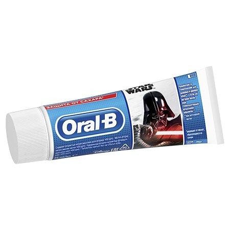 Зубная паста Oral-B Звездные войны 6-12лет 75мл 81692346