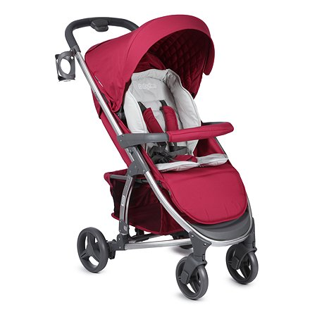 Прогулочная коляска Babyton Cosmo Red