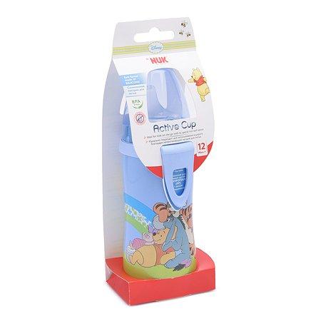 Поильник Nuk Disney для активных детей 300 мл Синий