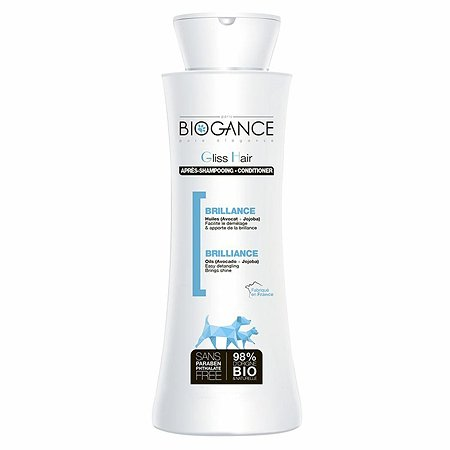 Кондиционер для животных Biogance для блеска шерсти 250мл