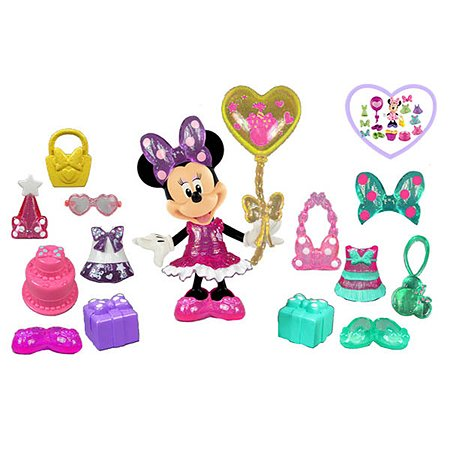 Игровой набор Disney Minnie Mouse Готовимся ко дню рождения в ассортименте
