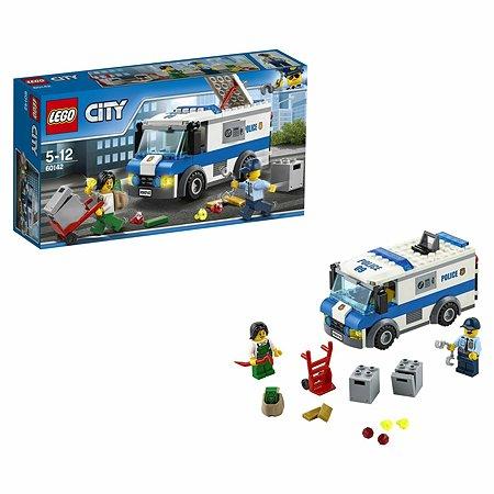 Конструктор LEGO City Police Инкассаторская машина (60142)
