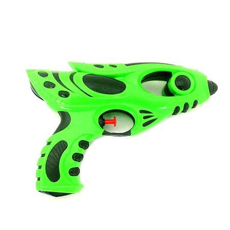 Водяной пистолет Devik Toys зеленый с черным