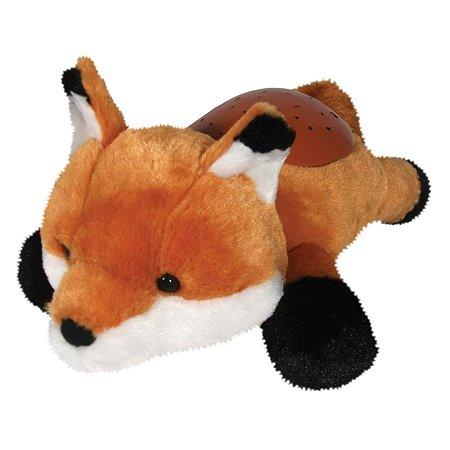 Ночник Cloud b Звездная лисичка Оранжевый
