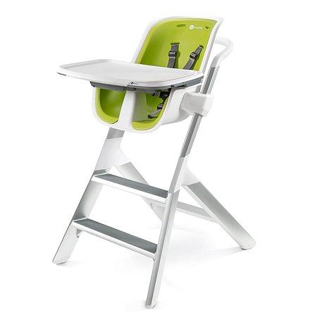 Стульчик для кормления 4Moms High-chair белый/зеленый