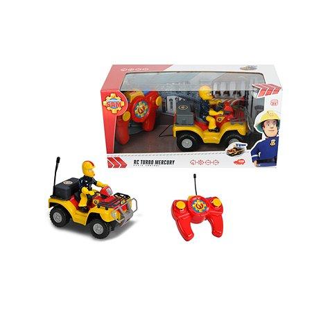 Квадроцикл Fireman Sam радиоуправляемый 1:24 Пожарный Сэм 3099613