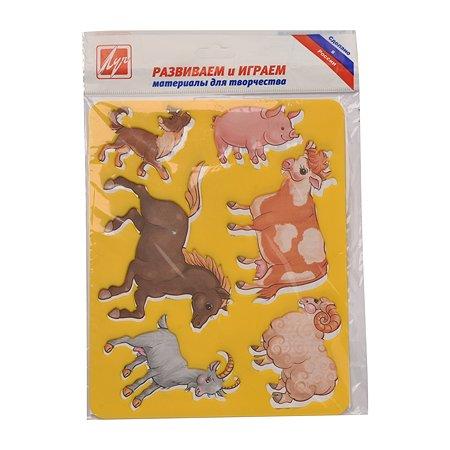 Трафарет Луч Домашние животные