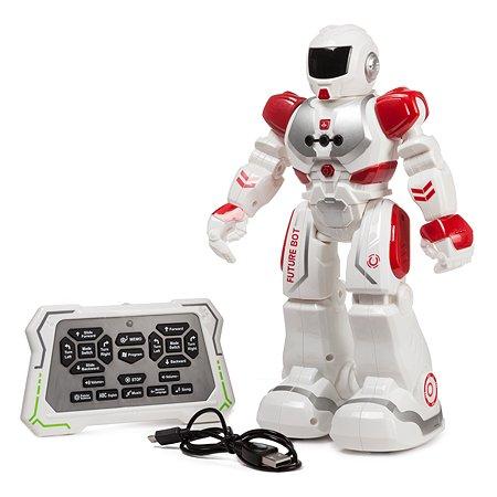 Робот Mobicaro на дистанционном управлении со световыми и звуковыми эффектами Красный