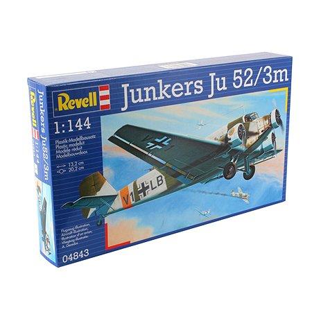 Самолет Revell Транспортный Трехмоторный Юнкерс