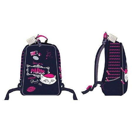 Рюкзак школьный Proff для девочки (сине-розовый)