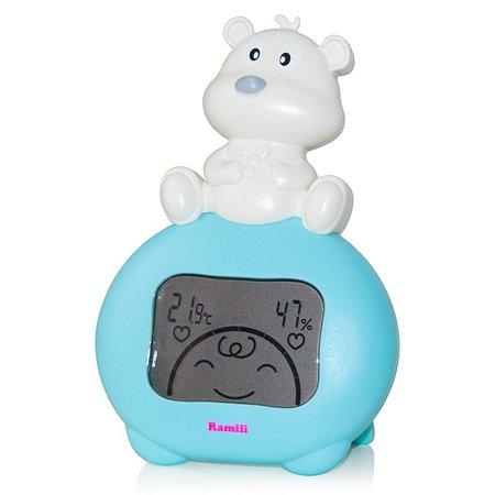 Гигрометр-термометр 2 в 1 Ramili Baby ET1003