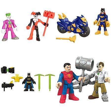 Фигурки IMAGINEXT DC Super Friends базовый в ассортименте