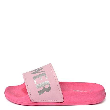 Шлёпанцы Wappo розовые