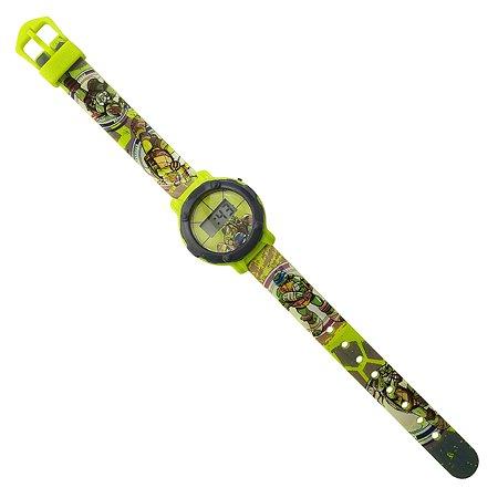 Набор Ninja Turtles(Черепашки Ниндзя) часы и кошелек NT34328