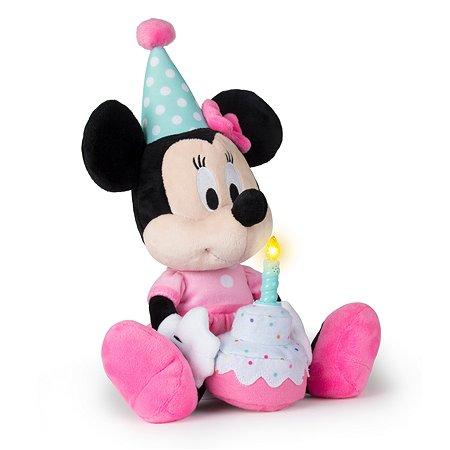 Игрушка мягкая Disney День рождения Минни 184572