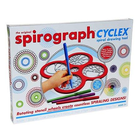 Набор для рисования Spirograph Cyclex S-01018