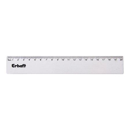 Линейка Erhaft 20 см MF2037