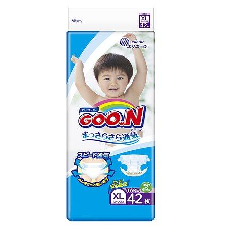 Подгузники Goon XL 12-20кг 42шт