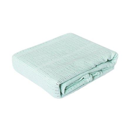 Одеяло Baby Nice вязаное Мятный Da40612