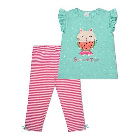 Комплект BabyGo футболка +легинсы