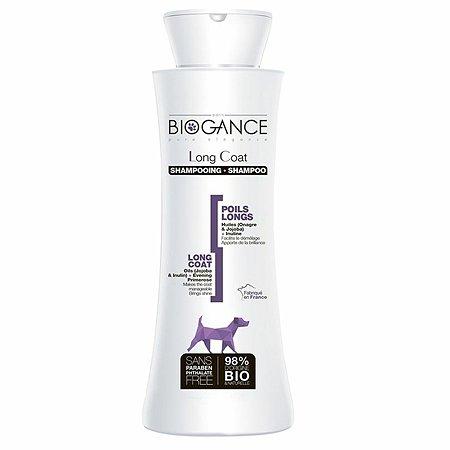 Шампунь для собак Biogance длинношерстных пород 250мл