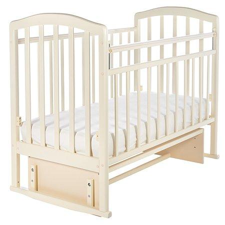 Кроватка Sweet Baby Emilia Avorio Слоновая кость