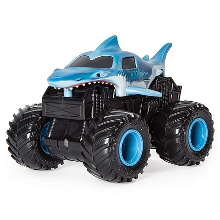 Машинка Monster Jam Звуки мотора 1:43 Megladon 6053251