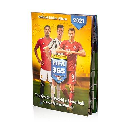 Альбом для наклеек Panini FIFA 365 2021