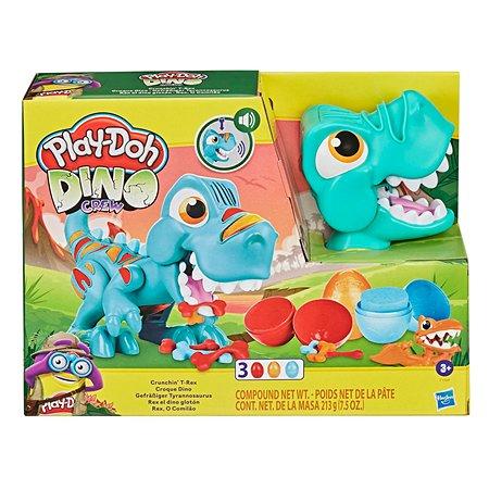 Набор игровой Play-Doh Голодный динозавр F15045L0