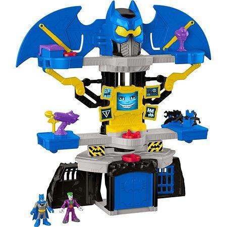 Набор игровой IMAGINEXT DC Super Friends Трансформируемая пещера Бэтмана DNF93
