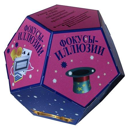 Игра настольная Волшебные фокусы №5 Фокусы-иллюзии