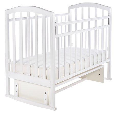 Кроватка Sweet Baby Emilia Bianco Белый