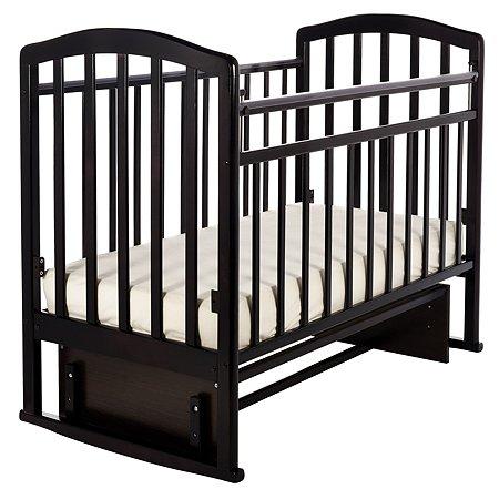 Кроватка Sweet Baby Emilia Wenge Венге