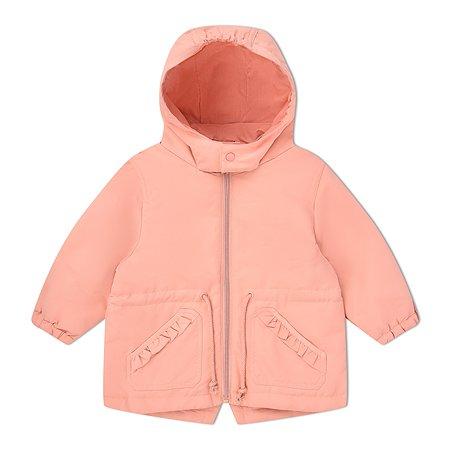Куртка BabyGo Trend розовая