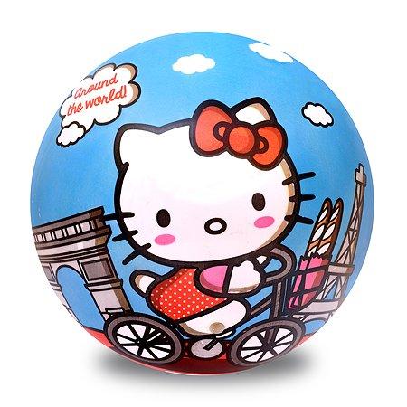 Мяч ЯиГрушка Hello Kitty 23см 12090ЯиГ