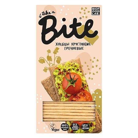 Хлебцы Take a Bite хрустящие гречневые 150г
