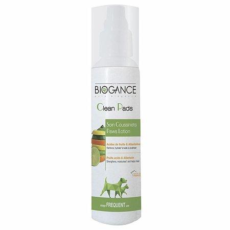 Лосьон для лап Biogance очищение и защита 100мл